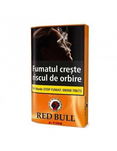 Tutun pentru pipa Red Bull A-Type 40 g Tutun de Pipa Pöschl Tabak