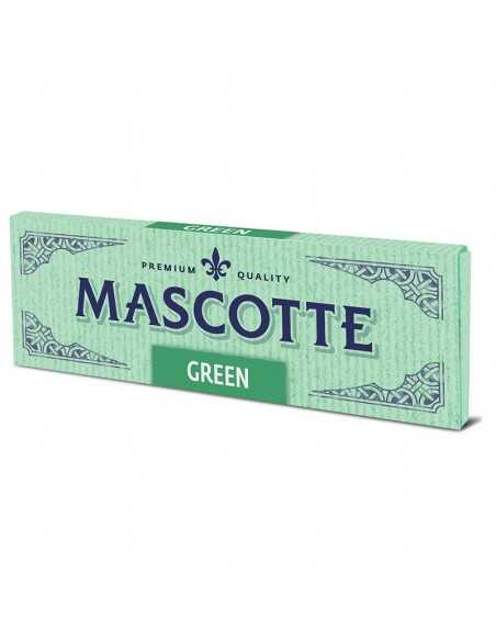 Foite tigari Mascotte Green 50 Foite de Rulat Mascotte