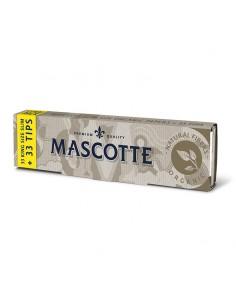 Foite tigari Mascotte Slim Size Organic Combi Pack Foite de Rulat Mascotte