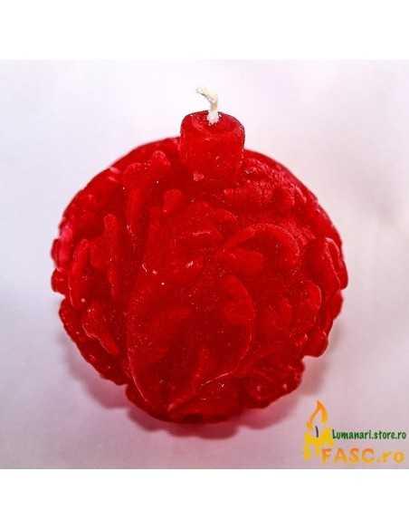 Lumanari Glob din Rubin Lumanari Decorative FASC