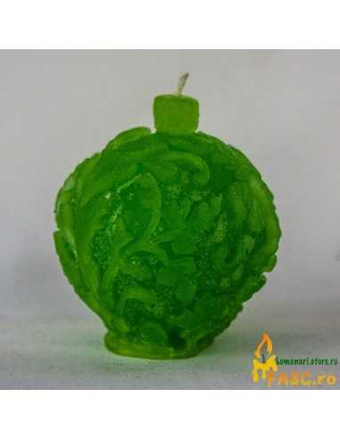Lumanari Glob din Emerald Lumanari Decorative FASC