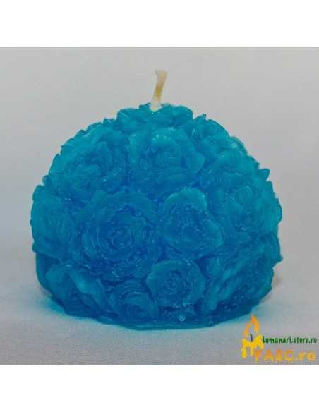 Lumanari Rose din Safir Lumanari Decorative FASC