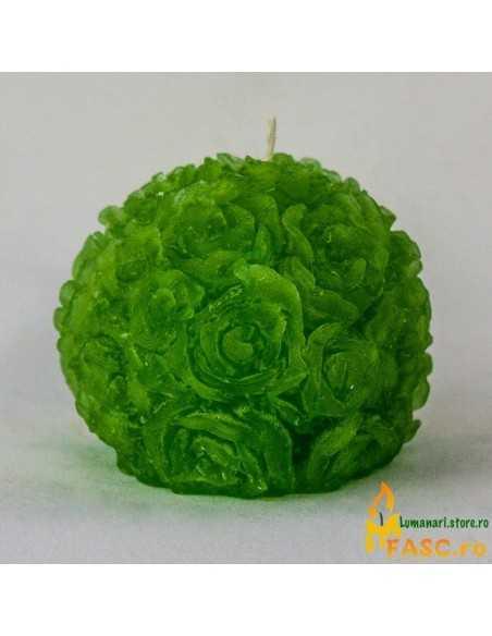 Lumanari Rose din Emerald Lumanari Decorative FASC