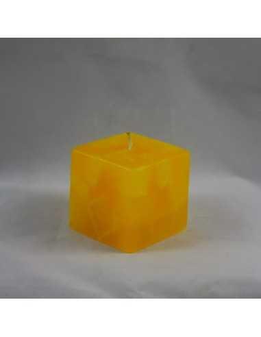 Lumanari Cubix Mic din Topaz Lumanari Decorative FASC