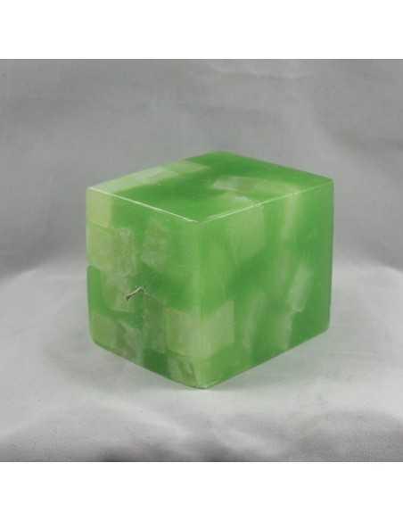 Lumanari Cubix Mare din Emerald Lumanari Decorative FASC