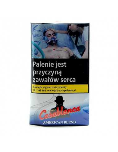 Tutun de rulat Casablanca American Blend 30g Tutun de Rulat Pöschl Tabak