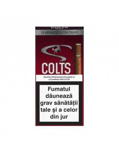 Colts Filter Ruby (Cherry) (10) Cigarillos