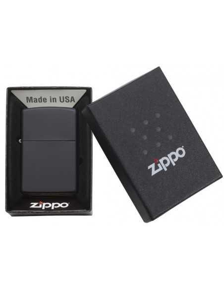 Zippo Black Matte Brichete Zippo Zippo Manufacturing Company