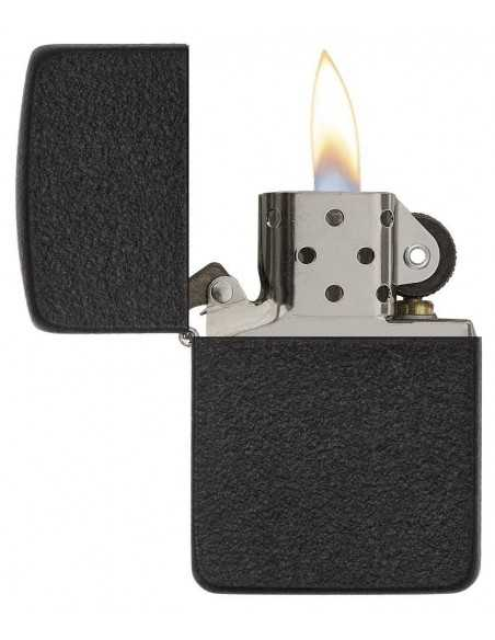 Zippo 1941 Replica Black Crackle Brichete Zippo Zippo Manufacturing Company