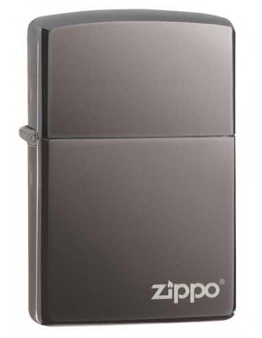 Zippo Black Ice Logo Brichete Zippo Zippo Manufacturing Company