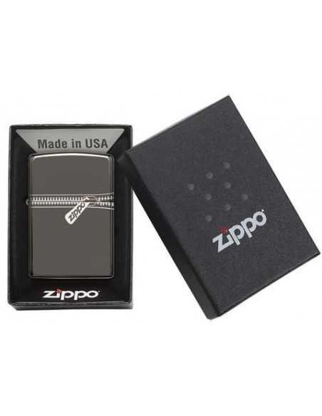 Zippo Black Ice Zipped Brichete Zippo Zippo Manufacturing Company