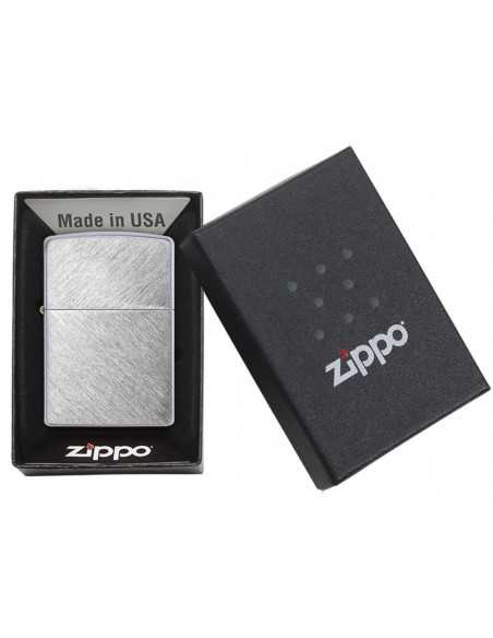 Zippo Herringbone Sweep Brichete Zippo Zippo Manufacturing Company