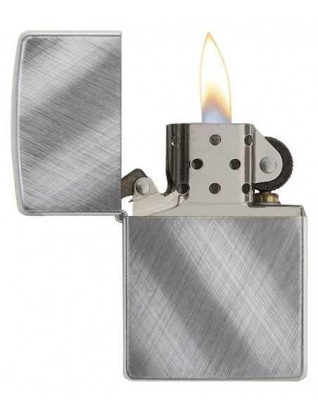 Zippo Diagonal Weave Brichete Zippo Zippo Manufacturing Company