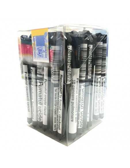 Candlelight Black Filter 50 Cigarillos Von Eicken