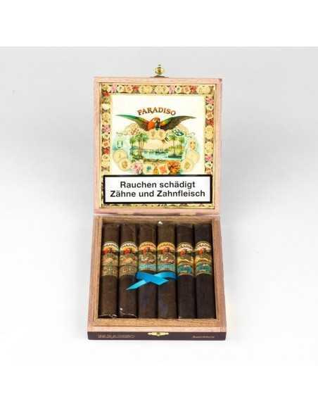 Paradiso 60 Ring SAMPLER 6 cigars / colectie Paradiso  Paradiso