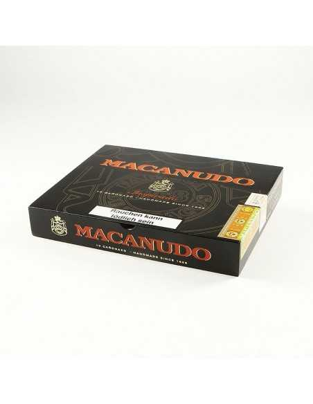 Macanudo, Macanudo Inspirado Black Canonazo 10