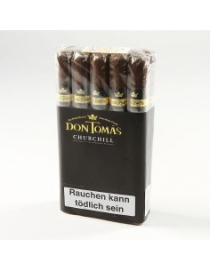 Don Tomas, Don Tomas Bundle Churchill 10