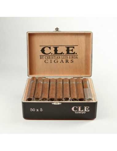 CLE, CLE Corojo Robusto / Honduras 25