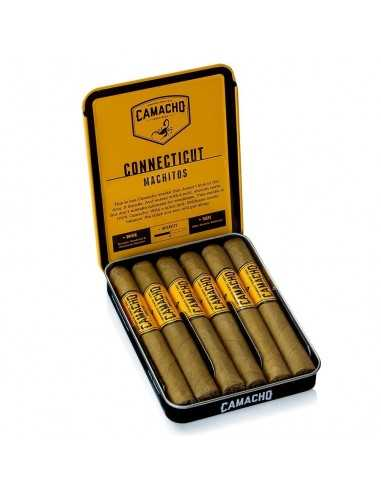 CAMACHO Connecticut Machitos 6S Camacho Davidoff