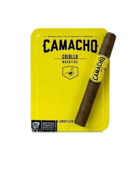 CAMACHO Criollo Machitos Cello 6S Camacho Davidoff