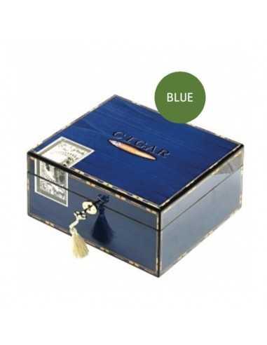 Humidor Lubinski Blue Humidor