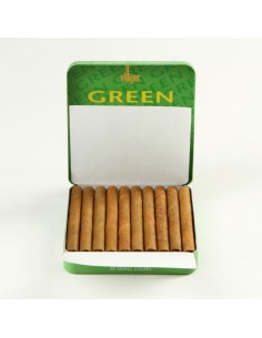 Villiger Green Mini Filter 10 Cigarillos Villiger