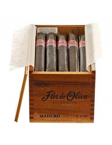 Flor de Oliva Maduro Toro 25 Oliva  Oliva Cigars