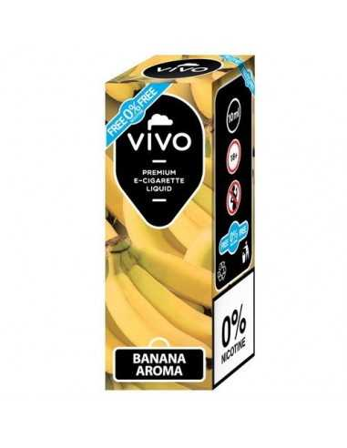 Lichid Vivo Banana 10ml Lichide Vivo