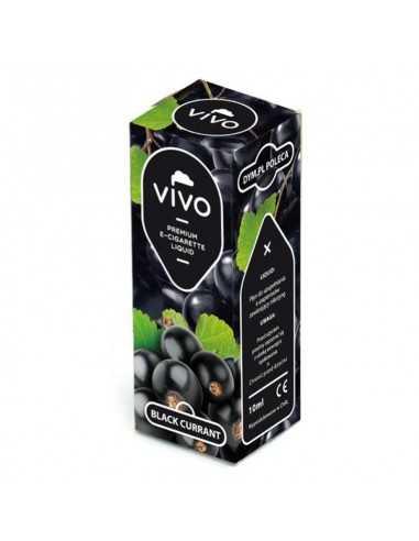Lichid Vivo Black Currant 10ml Lichide Vivo