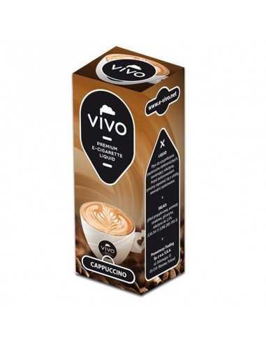 Lichid Vivo Cappuccino 10ml Lichide Vivo