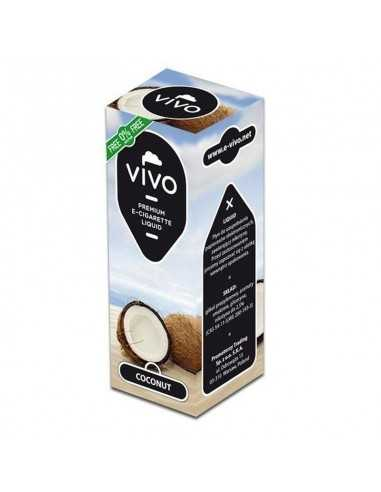 Lichid Vivo Coconut 10ml Lichide Vivo