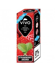 Lichid Vivo Strawberry 10ml Lichide Vivo