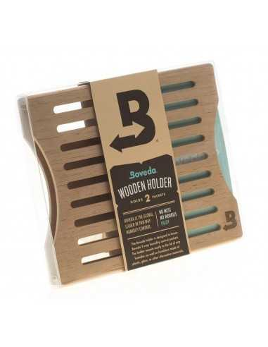 Boveda Wooden holder(side-by-side) Accesorii Humidor
