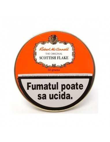 Tutun pipa Robert McConnell Scottish Flake (50g) Tutun de Pipa