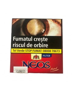 Neos Red Filter Vanilie 10 Cigarillos