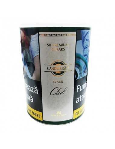 Candlelight Club Brasil 50 Cigarillos Von Eicken