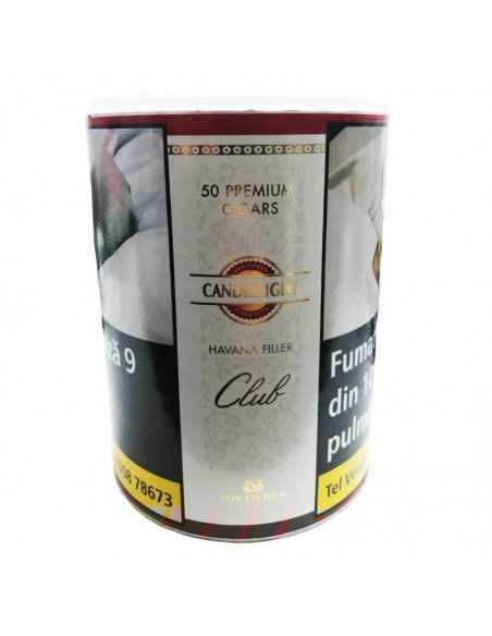 Candlelight Club Havana 50 Cigarillos Von Eicken