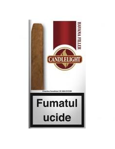 Candlelight Senoritas Havana 10 Cigarillos Von Eicken