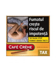 Cafe Creme Original (10) Cigarillos Cafe Creme