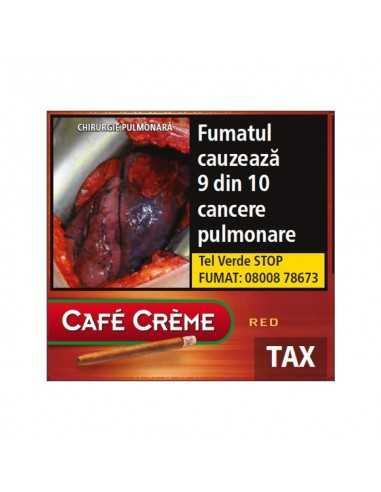 Cafe Creme Red (Arome) (10) Cigarillos Cafe Creme