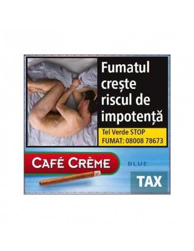 Cafe Creme Blue (10) Cigarillos Cafe Creme