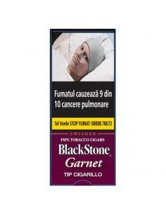Blackstone Tip Cigarillos Garnet 5 Cigarillos