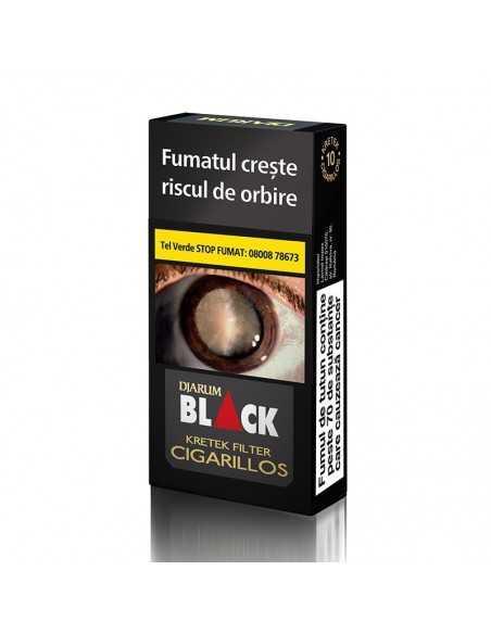 Djarum Black 10 Cigarillos