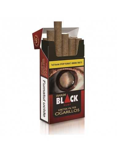 Djarum Black Ruby 10 Cigarillos