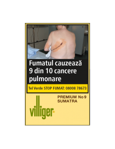 Cigarillos, Villiger Premium No 9 Sumatra (10)