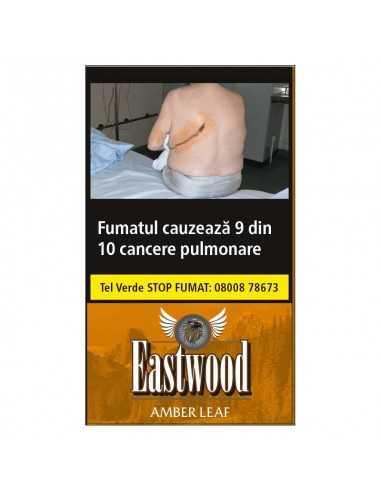 Tutun tigari Eastwood Amber Leaf (30g) + Foite Tutun de Rulat