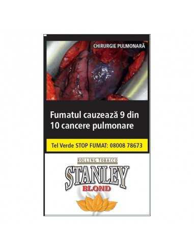 Tutun de Rulat, Tutun tigari Stanley Blond (35g) + Foite