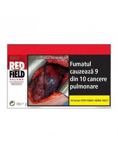 Tutun tigari Red Field Volume (30g) Tutun de Rulat