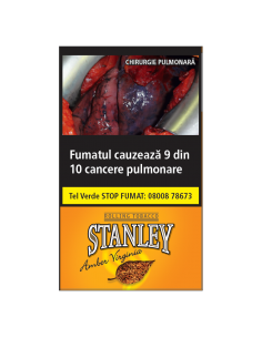Tutun de Rulat, Tutun tigari Stanley Amber Virginia (35g) +