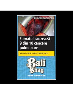Tutun de Rulat, Tutun tigari Bali Blue American Blend (40g) +